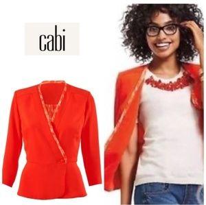 Cabi Jane Jacket NWOT size 4